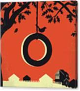 No844 My To Kill A Mockingbird Minimal Movie Poster Canvas Print