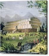 Noahs Ark Canvas Print