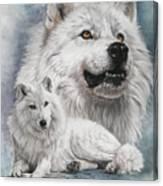 Noble Intensity Canvas Print