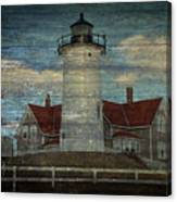 Nobska Lighthouse 2 Canvas Print