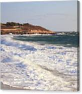 Nobska Point Seascape Canvas Print