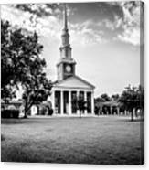 Leavell Chapel New Orleans Baptist Theological Seminary Canvas Print