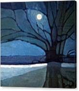 Nocturne 71 Canvas Print