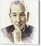 Noel Coward Canvas Print