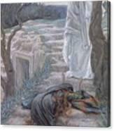 Noli Me Tangere Canvas Print