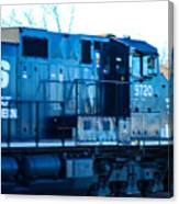 Norfolk Southern Engine 9720 Canvas Print