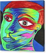 Norman Canvas Print