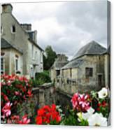 Normandy Arrival Canvas Print