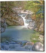 Norrish Creek Canvas Print
