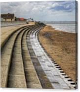 North Beach Heacham Norfolk Canvas Print
