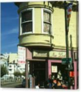 North Beach San Francisco Canvas Print