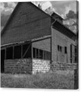 North Carolina Farm Canvas Print