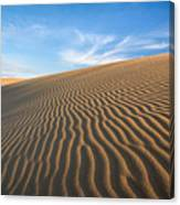 North Carolina Jockey's Ridge State Park Sand Dunes Canvas Print