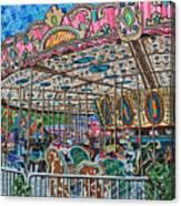 North Carolina State Fair 5 Canvas Print