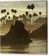 North Laguna Beach Canvas Print