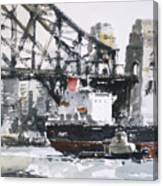 North Sydney Australia Canvas Print