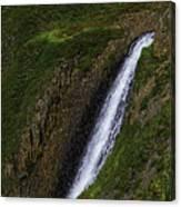 North Table Mountain Falls Canvas Print