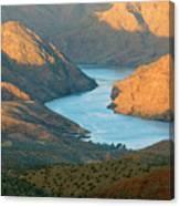 Northern Arizona Lake Mead Canvas Print