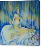 Northern Dream Canvas Print