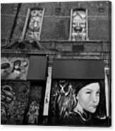 Northern Ireland 60 Canvas Print