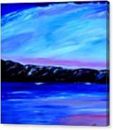 Northern Range Canvas Print