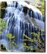Northfork Falls Canvas Print