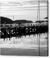 Northport Dock Canvas Print