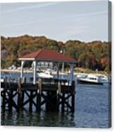 Northport Harbor Canvas Print
