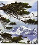 Northwest Majesty Canvas Print