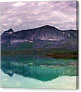 Norway Panorama Canvas Print