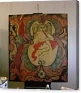 Norwegian Angel Canvas Print