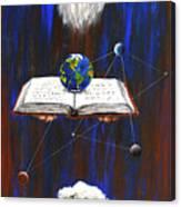 Nostradamus Canvas Print
