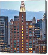 Not The Chrysler Building Nyc Canvas Print