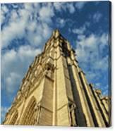 Notre Dame Angles In Color - Paris, France Canvas Print