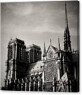 Notre Dame II Canvas Print