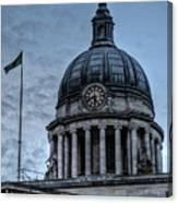 Nottingham England United Kingdom Uk Canvas Print