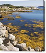 Nova Scotia Seascape Canvas Print