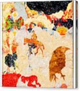 Novella Canvas Print