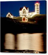 Nubble Stars Canvas Print