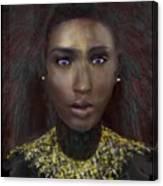 Nubia Canvas Print
