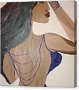 Nubian  Canvas Print