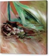Nude 0221c1 Canvas Print