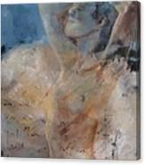 Nude 0508 Canvas Print
