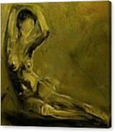 Nude 10jan2016 Canvas Print