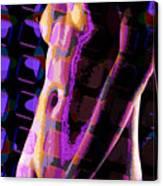 Nude 12 Canvas Print