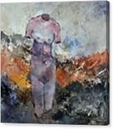Nude 363602 Canvas Print