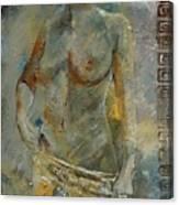 Nude 451140 Canvas Print