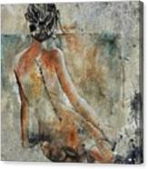 Nude 560121 Canvas Print