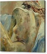 Nude 56905092 Canvas Print