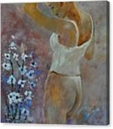 Nude 570121 Canvas Print